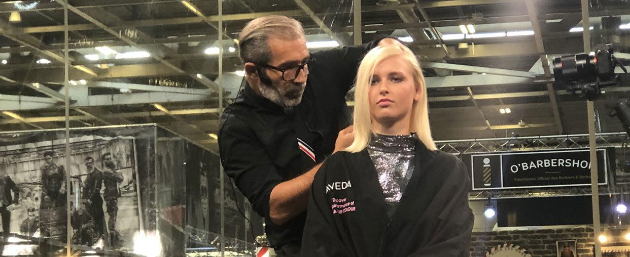 Calvy'nea au Mondial de la coiffure à Paris !